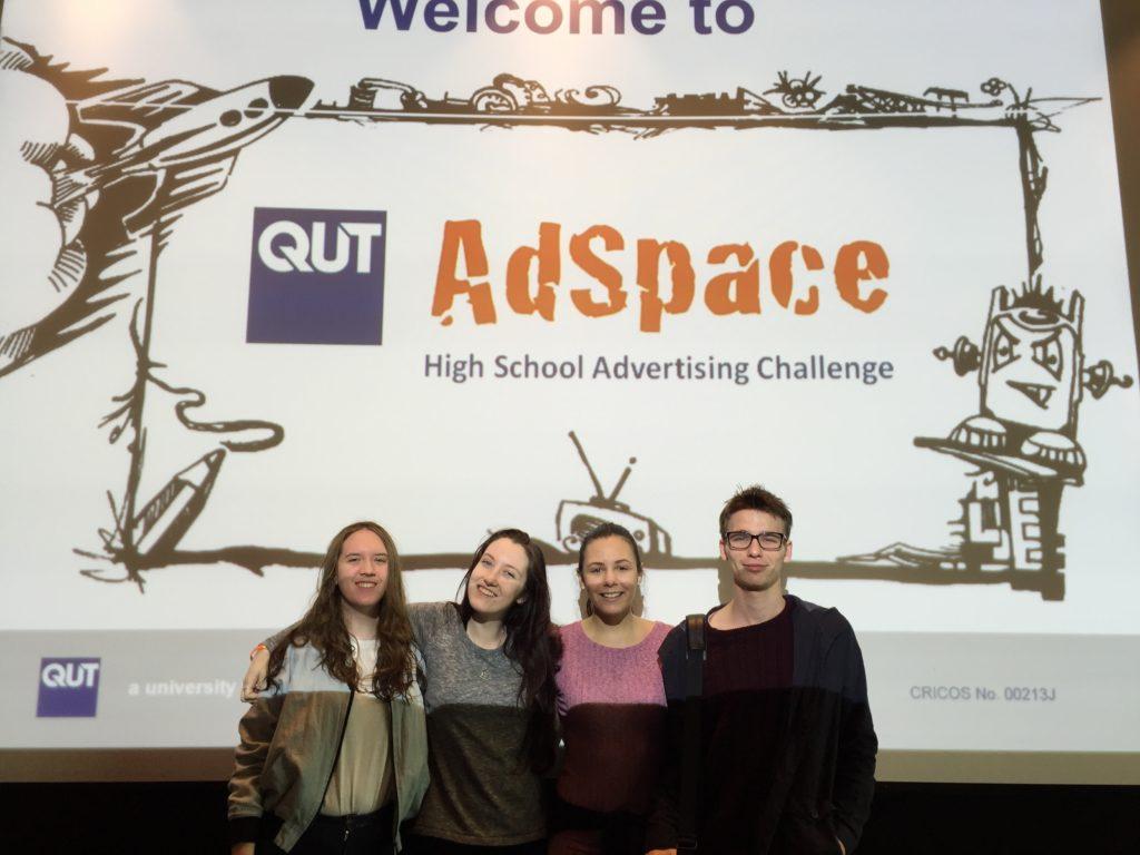 QUT AdSpace